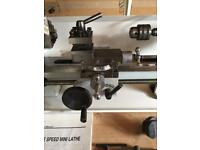 Chester Conquest Variable Speed Mini Lathe