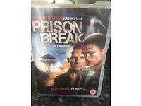 Prison Break - The Complete Series 1-4