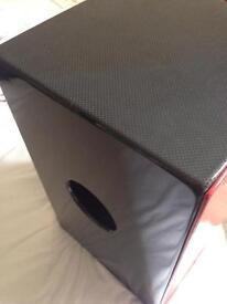 Cajon box drum