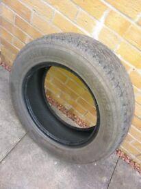 215 60 16 95V used Horizon Tyre 6mm tread 215/60 r16 215/60/16 part worn