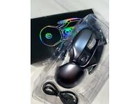 INPHIC rechargeable Alien mouse