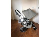 Bugaboo Cameleon 3, limited edition khaki, very good condition