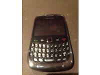 BlackBerry Curve 3G 9300 - Black (Vodafone) Smartphone (Keypad -AZERTY)