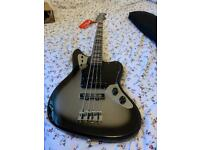Fender Jaguar Vintera Troy Sanders Bass Guitar