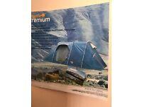 6 man Blue Regatta Tent