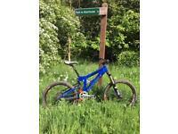 Santa Cruz V10 Downhill Bike