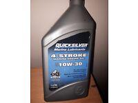 Quicksilver 4 stroke oil