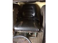 FORKLIFT SEATS FOR SALE FROM £25