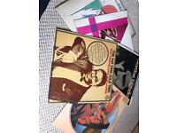 Job lot 5 LPs - untested