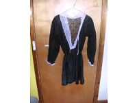 Maid outfit and accessories - ideal for fancy dress
