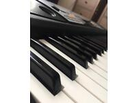 Electric Yamaha 61 key piano