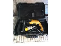 DeWalt D25103K 110volt SDS plus drill in case