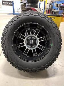 "20"" XD809 Wheels/33"" tires Wheel/Tire COMBO! ONLY $3399!!! SENSORS INCLUDED! 2015-UP F150"