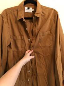Men's Topman shirt