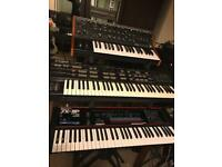 Roland jx3p analog vintage synth synthesizer swap?