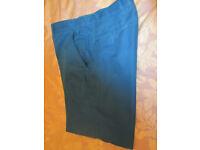 Royal Blue Dunlop Golf Trousers 34S
