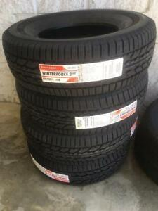P-265/70/17 FIRESTONE WINTERFORCE -2 / (LIQUIDATION)