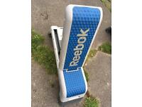 Reebok Deck Aerobic Step and Training Bench x2