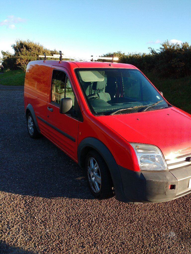 ford transit connect,1.8 tdci,3 months mot,ex royal mail,many parts new,very economical