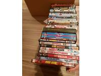 DVD'S X 35, Various Categories