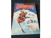Victor 1977 and Eagle 1966 Annuals