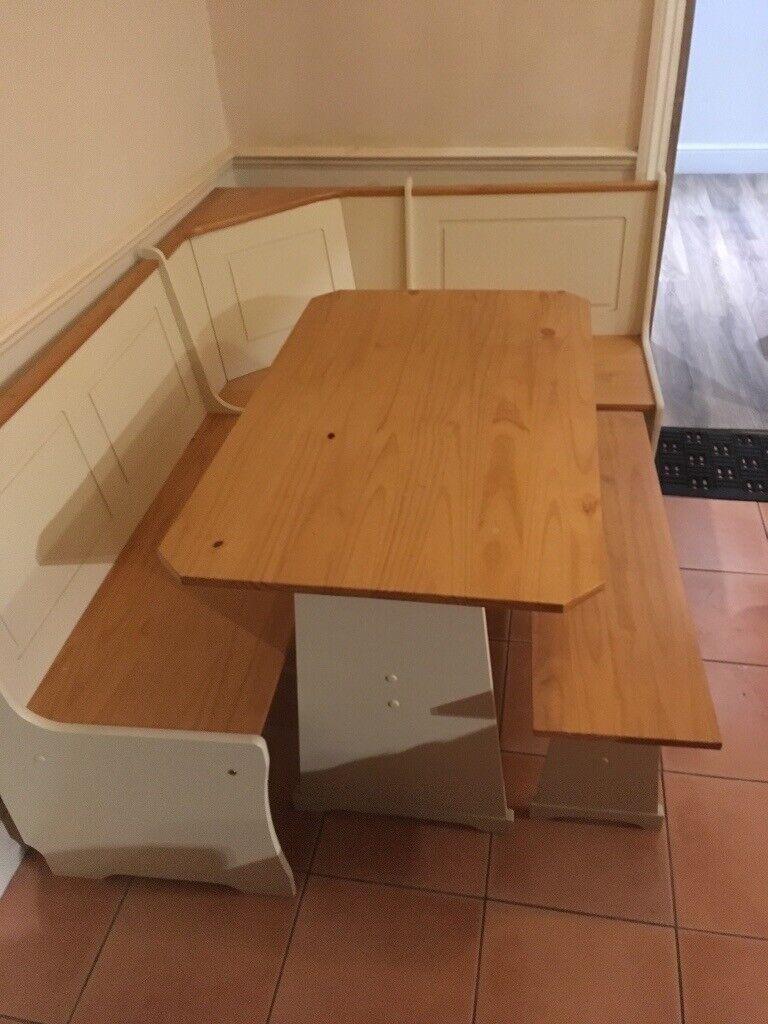 Argos Corner Unit Seating Dining Table