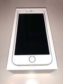 Apple iPhone 6s - Silver - 64GB - unlocked - boxed - great condition