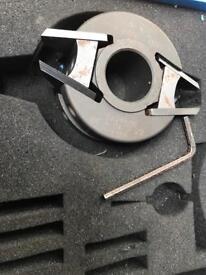 Spindle moulder block 30mm