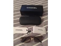 Genuine Chanel ladies sunglasses