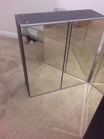 Ikea Bathroom Mirror Cabinet great condition