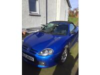 MG TF - BLUE - 2003 - MOT'ED 1 YEAR