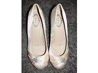 Bridal Shoes x 2
