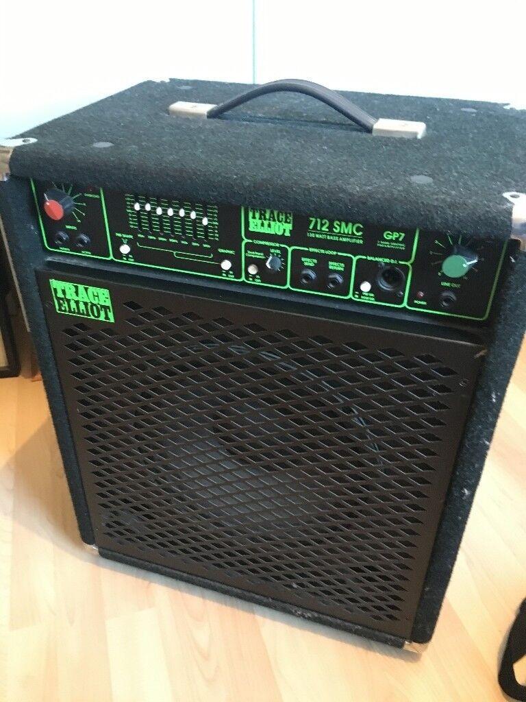Trace Elliot 712 SMC Bass Amp