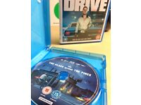 Drive & The Place Beyond The Pines Blue-ray Discs