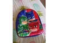 Pj Masks backpack, brand new