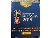 Fifa World Cup 2018 panini stickers to swap