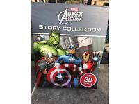 Avengers Assemble Story Collection Smoke and pet free collection