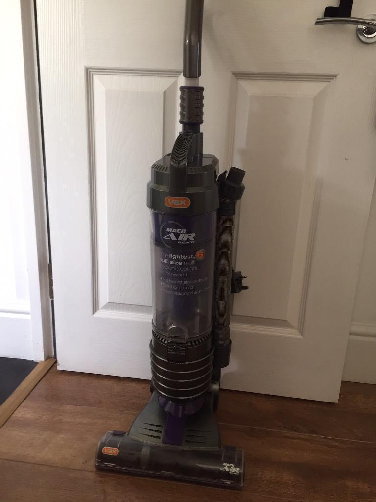 Vax Mach Air Reach Vacuum cleaner, Not Hoover, Dyson