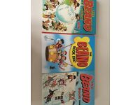 The beano annual books 3 set
