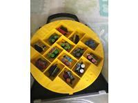 Thomas mini and case