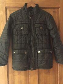 RJR black jacket age 9 to 10 yrs
