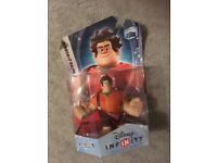 Brand new and sealed Wreck It Ralph Figure for WII