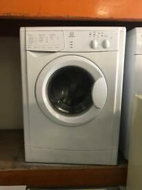 Indesit washing mechine energy saver