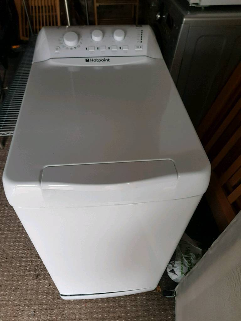 Slim hotpoint washing machine