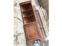 Corner unit free to collect