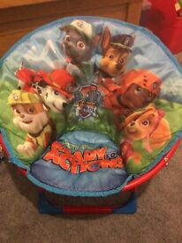 Paw Patrol Moon Chair