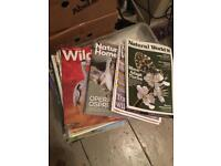 20+ wildlife magazines