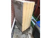 Insulation board 130 mm x450x1200