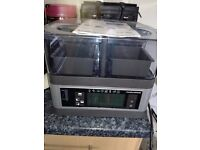 Morphy richards intellisteam steamer excellent condition never been used