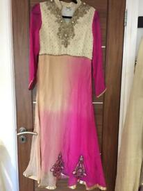 pakistani wedding suit / party wear